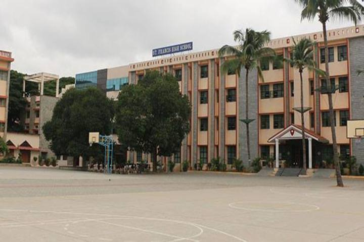 St Francis School-Campus View