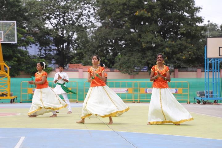 St Francis School-Dance