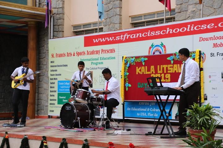St Francis School-Music