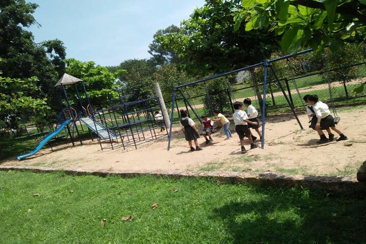 Amber Valley Residential School-Kindergarten