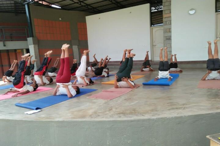 Amber Valley Residential School-Yoga