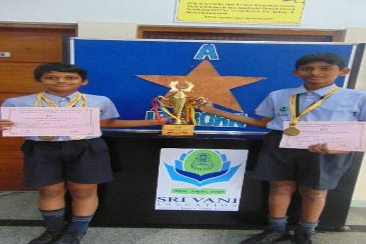 Sri Vani Education Centre-Awards