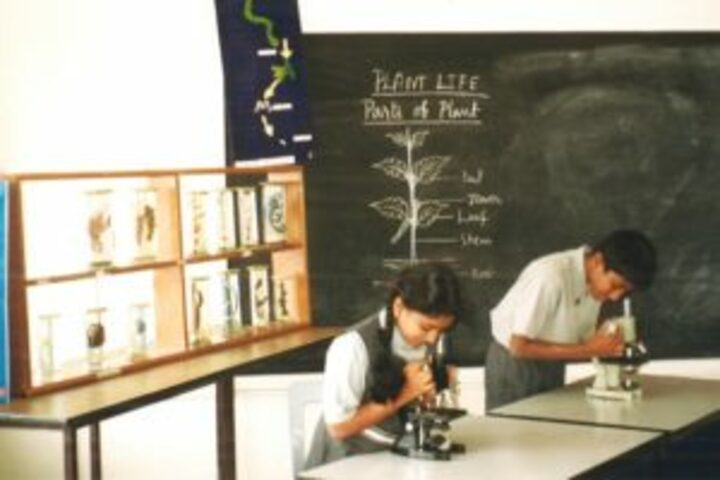 Sri Vani Education Centre-Biology Lab
