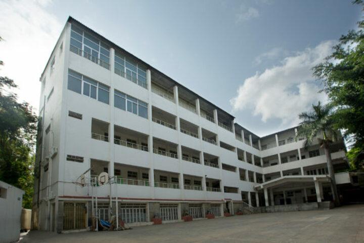 Sri Vani Education Centre-Campus View