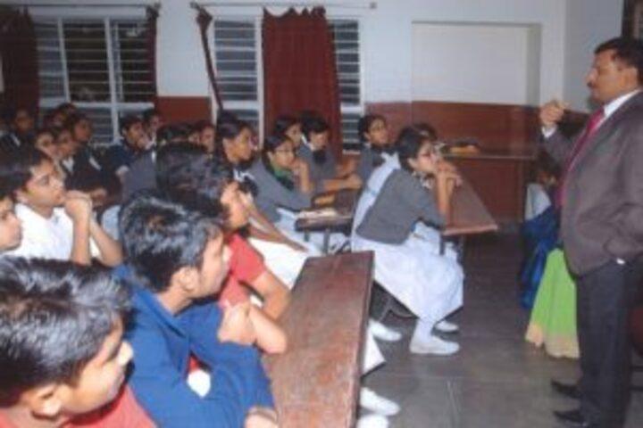 Sri Vani Education Centre-Classroom
