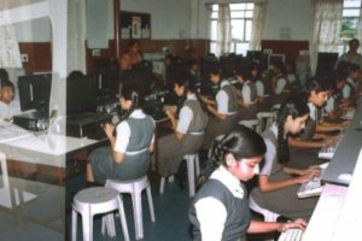 Sri Vani Education Centre-Computer Lab