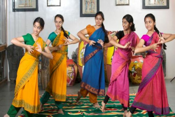 Sri Vani Education Centre-Dance Class