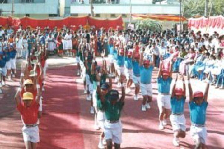 Sri Vani Education Centre-Exercise