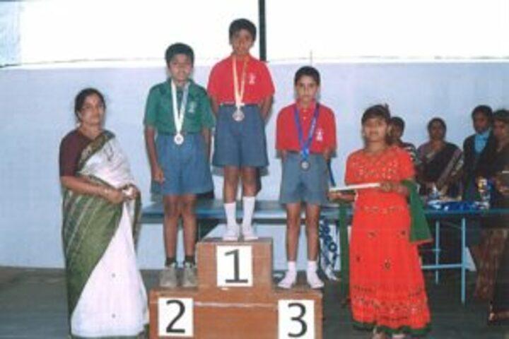 Sri Vani Education Centre-Sports Champions