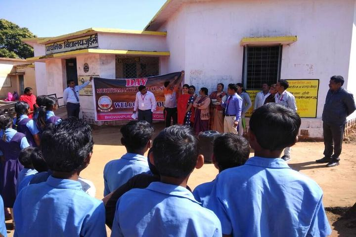 DAV Mukhyamantri Public School-Guest Lecture