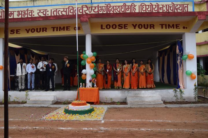 DAV Mukhyamantri Public School-Independence Day