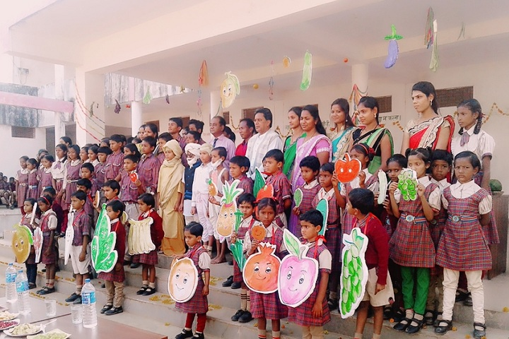 DAV Mukhyamantri Public School-Fruits Day