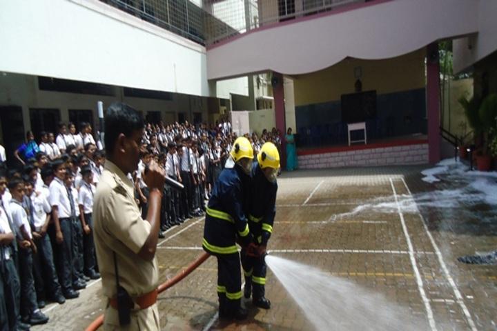 Patel Public School-Awareness Program