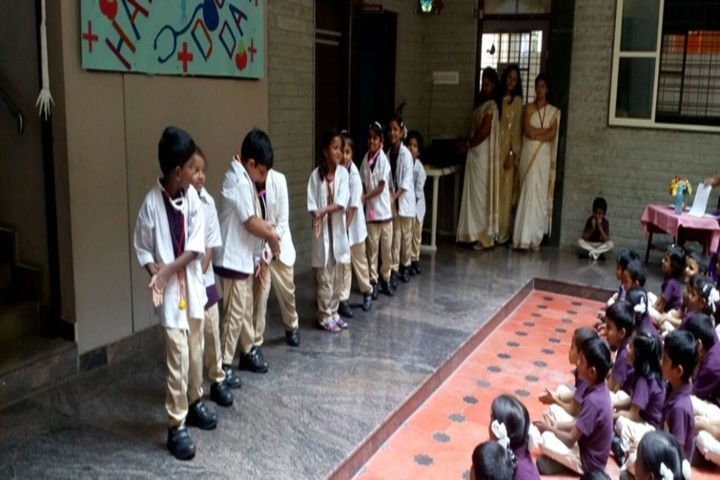 Patel Public School-Dance