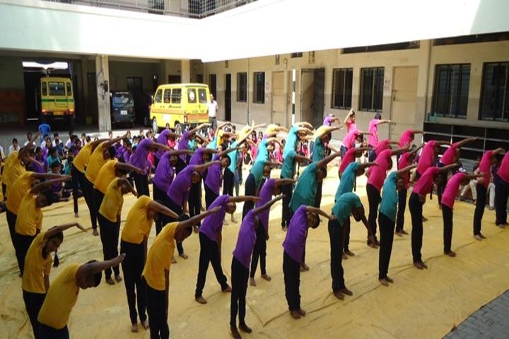 Patel Public School-Exercise
