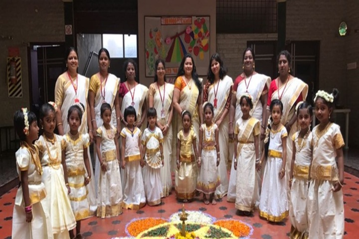 Patel Public School-Festive Celebrations