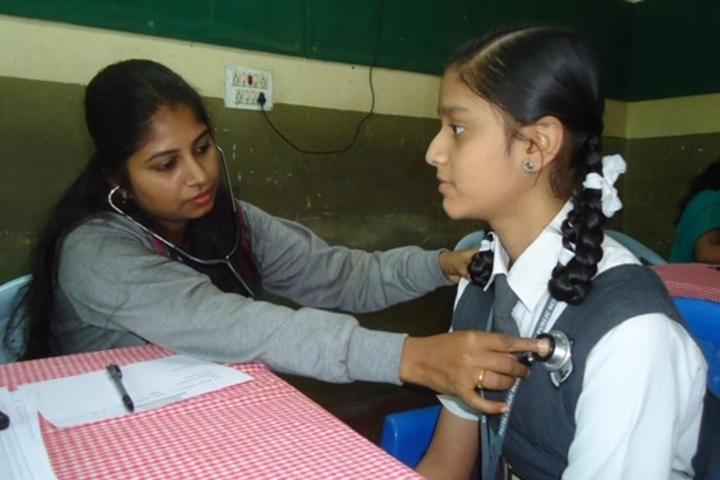 Patel Public School-Health Checkup