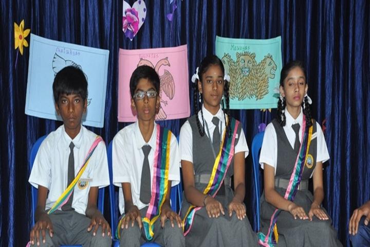 Patel Public School-Investiture Ceremony