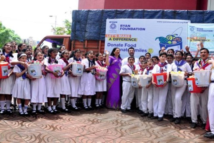 Ryan International School-Awareness Program