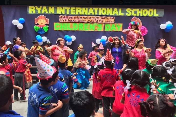 Ryan International School-Children Day