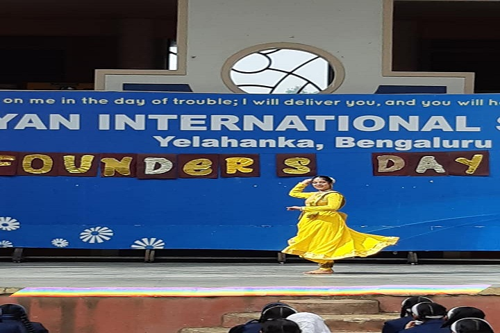 Ryan International School-Founders Day