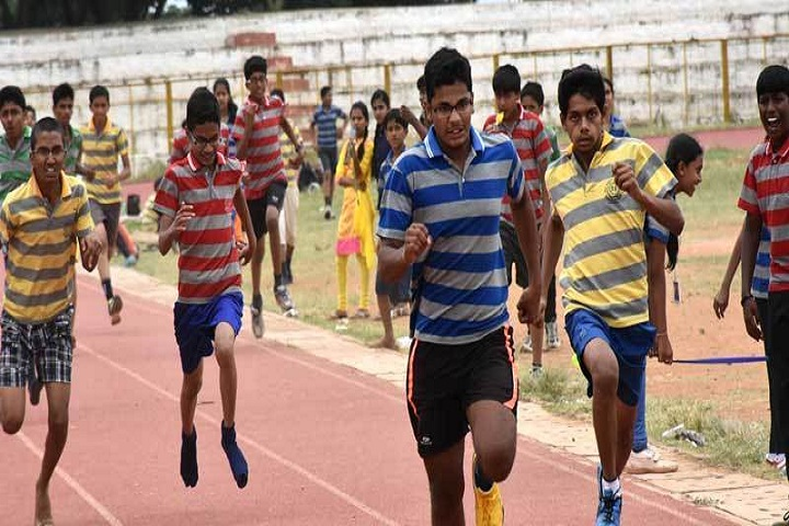 Don Bosco School-Running Competitions