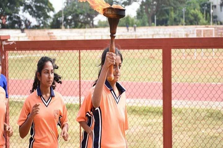 Don Bosco School-Sports Day