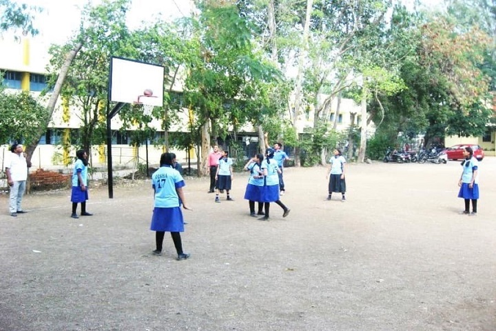 JDC Bytco High School-Basket Ball Court