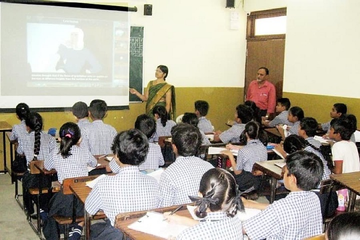 JDC Bytco High School-Smart Class Room