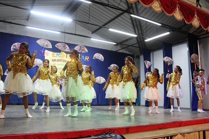 B M English School-Dance