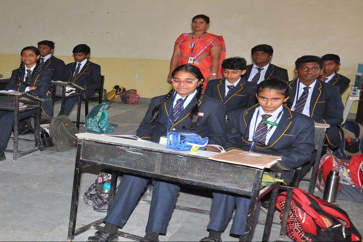 B.M. English School-Classroom