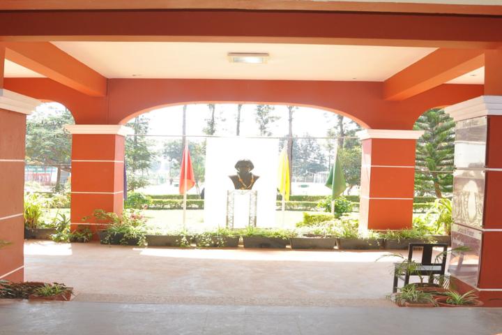 B.M. English School-Entrance