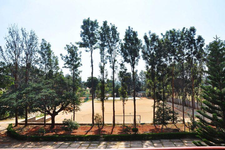 B.M. English School-Play Ground