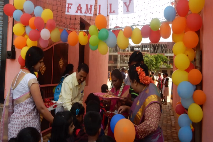 Gnana Jyothi School-Annual Day Celebration