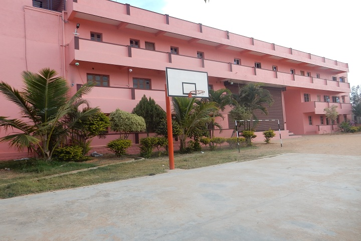 Gnana Jyothi School-Play Ground