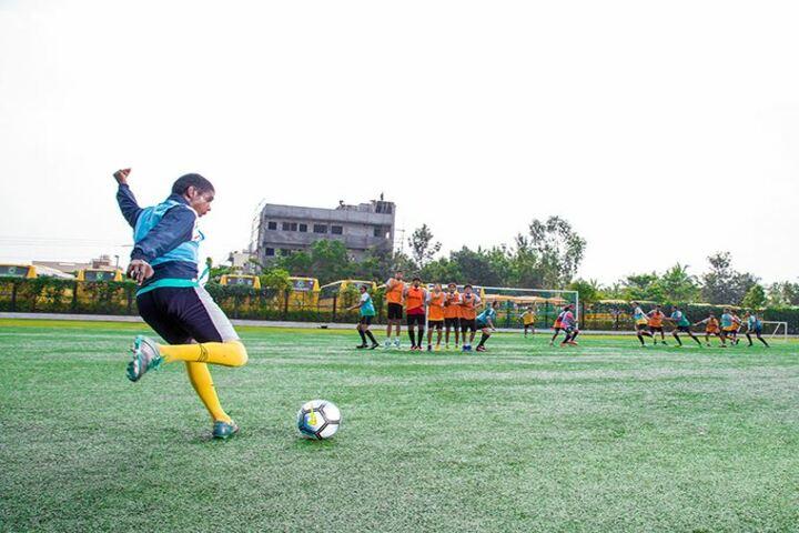 Greenwood High-Play Ground