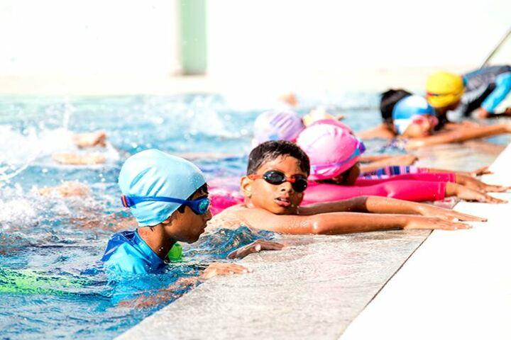 Greenwood High-Swimming Pool