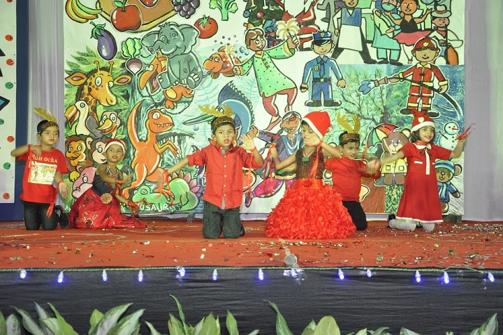 Primus Public School-Christmas Celebration