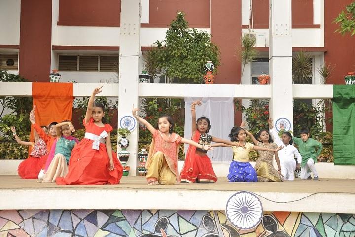 Primus Public School-Dance