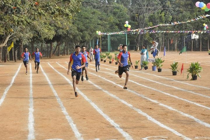 Primus Public School-Running Competition