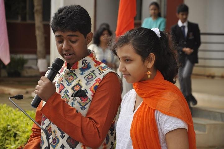Primus Public School-Singing