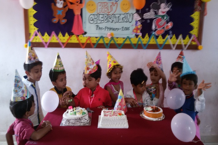 Varin International Residential School-Birthday Celebrations
