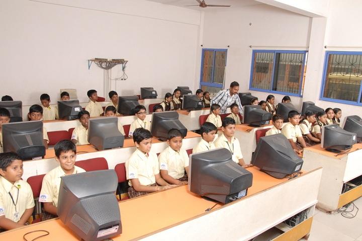 Basavarajeswari Public School And College-Computer Lab
