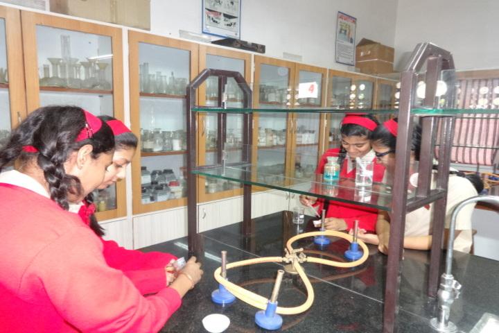 St Joseph High School-Science Lab