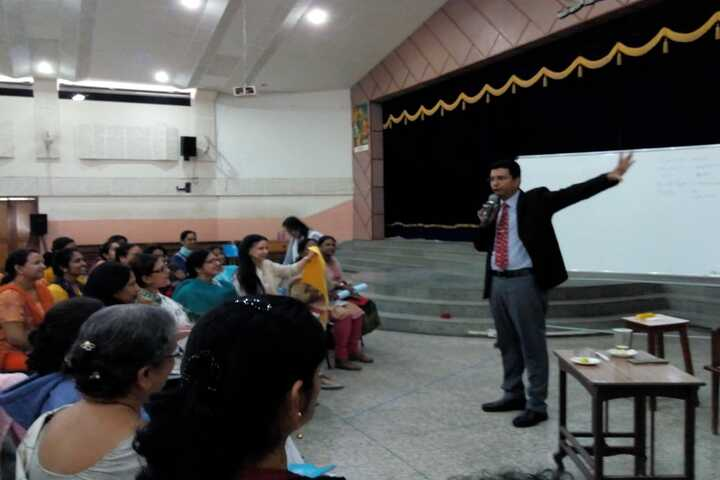 St Joseph High School-Seminar