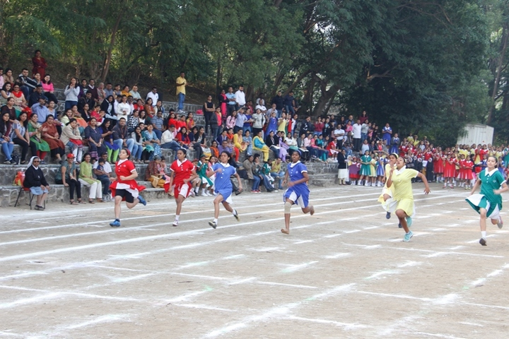St Joseph High School-Sports Day