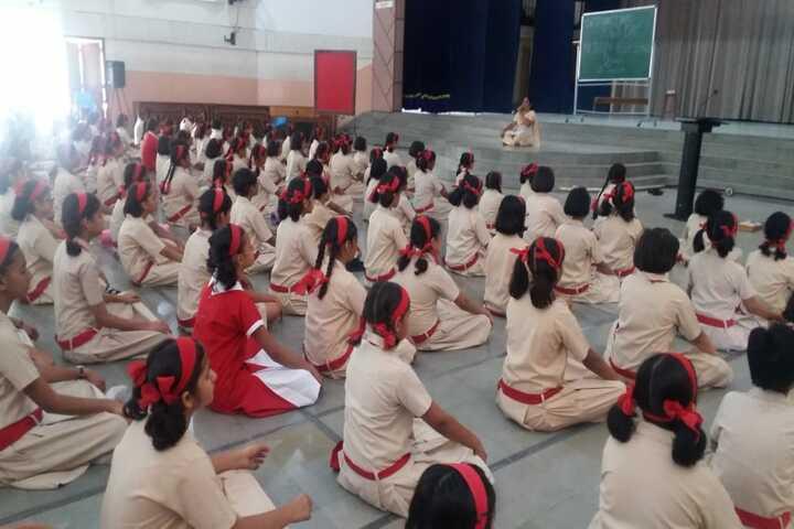 St Joseph High School-Yoga