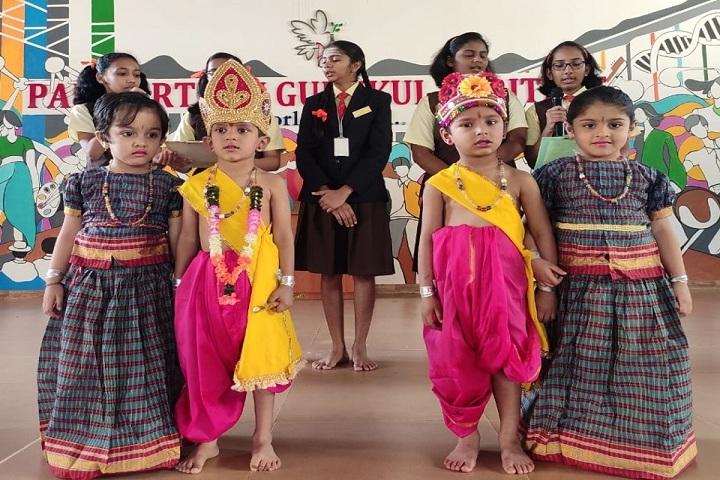 Parivarthan Gurukul Heritage English Medium School-Festival Celebrations