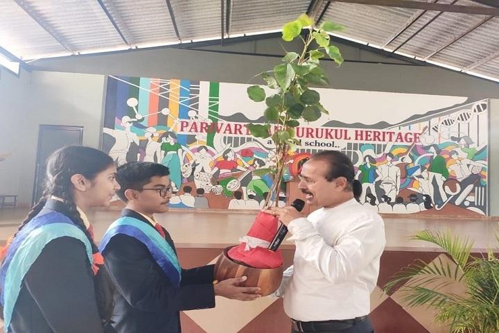 Parivarthan Gurukul Heritage English Medium School-Plantations