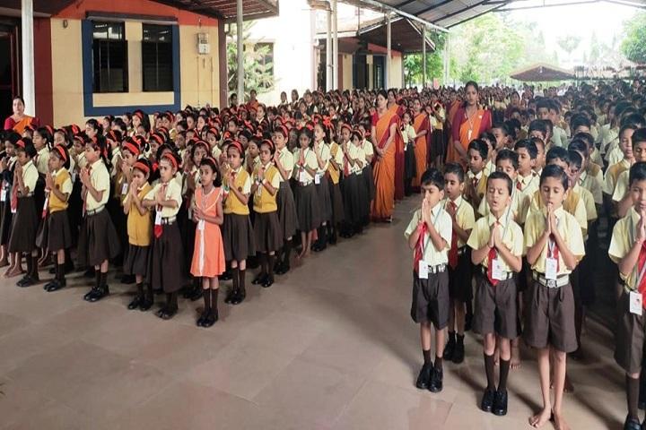 Parivarthan Gurukul Heritage English Medium School-Prayer